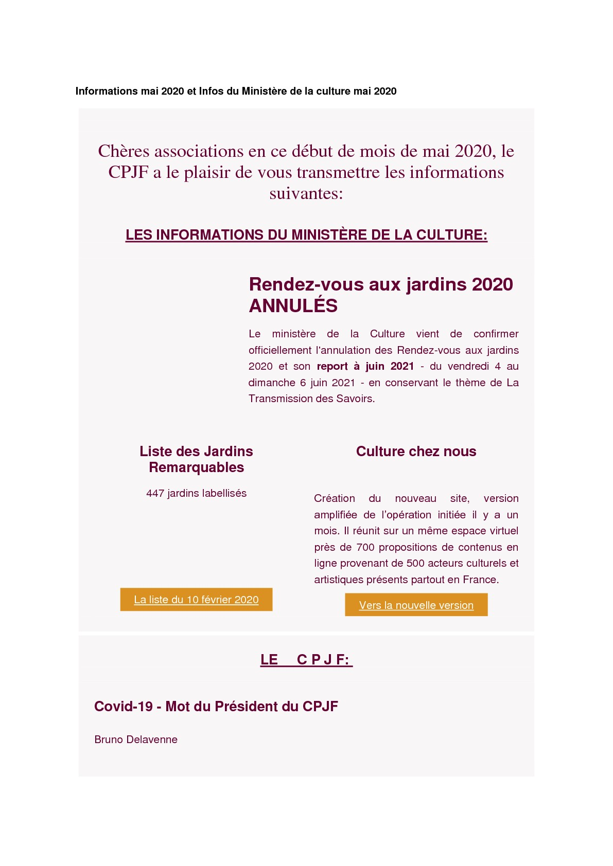 Informations mai 2020 001 001